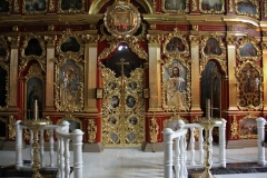 Царские врата Крестовоздвиженский храм