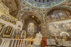 Храм преподобных Антония и Феодосия Печерских ( Трапезная церковь )